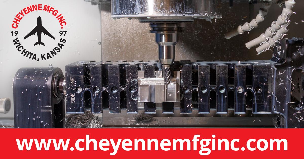 Equipment List   Cheyenne Manufacturing   Wichita, KS